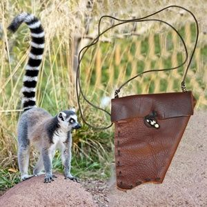Handmade Madagascar Collection Womes Crossbody Bag